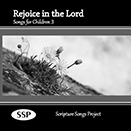 Rejoice in the Lord CD cover