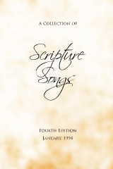 Picture of Scripture Songs book