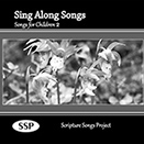 Sing Along Songs CD cover